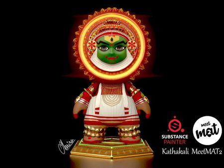 Meet MAT 2 - Kathakali MAT