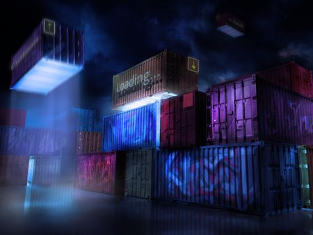 Shipping Container - Weekly drill