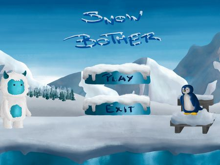 Snow Bother Gameplay