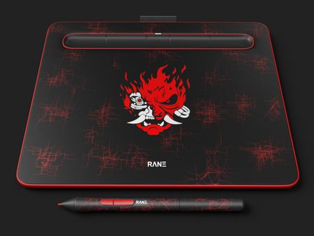 Pen Tablet - Special Red Edition