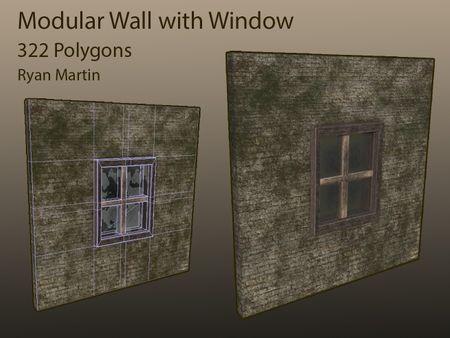 Modular Village Walls