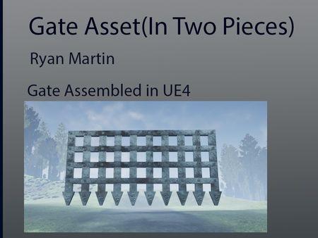 Gate Asset