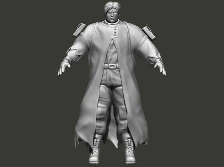 IMS 305 Character Body Sculpt