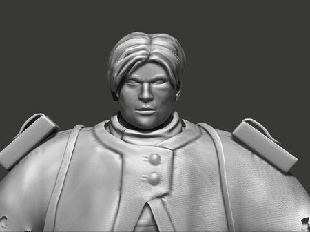 Sculpting Character Details: IMS 305