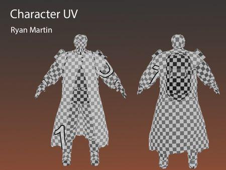 UV Unwrap IMS 305
