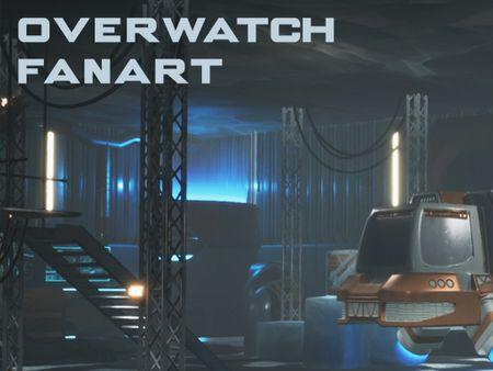 Archeo point | Overwatch fanart