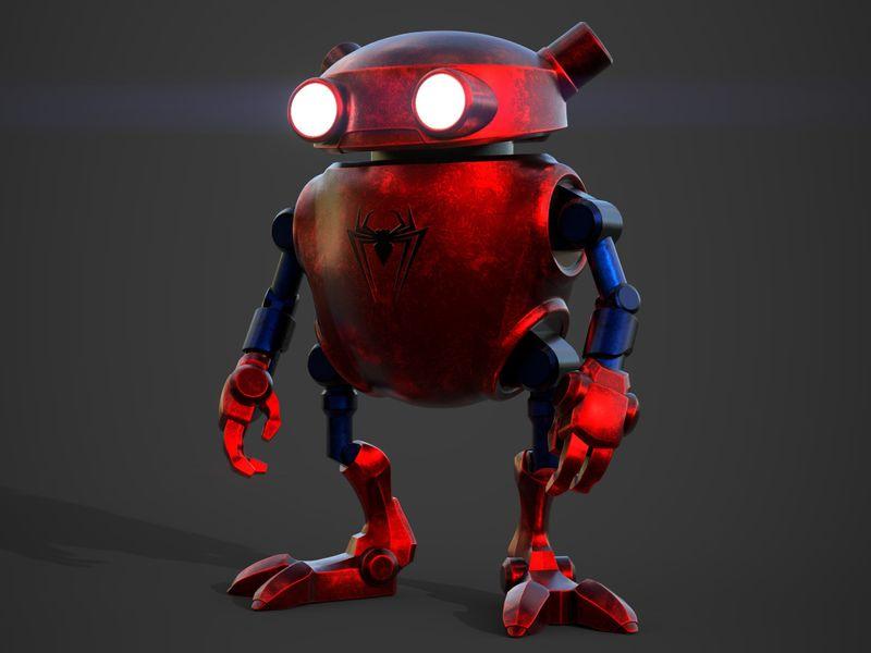 Spiderbot Eddie