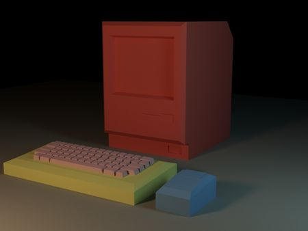 Macintosh 128K 1984