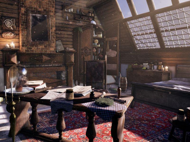 Freja's Room
