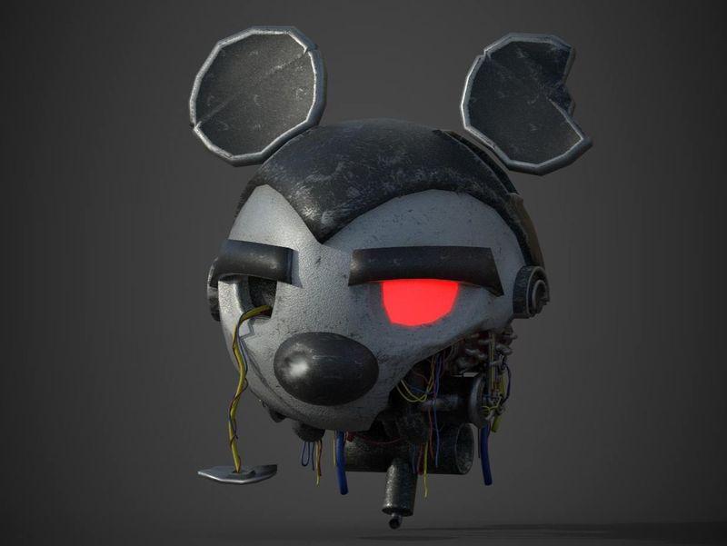 Mecha Mickey