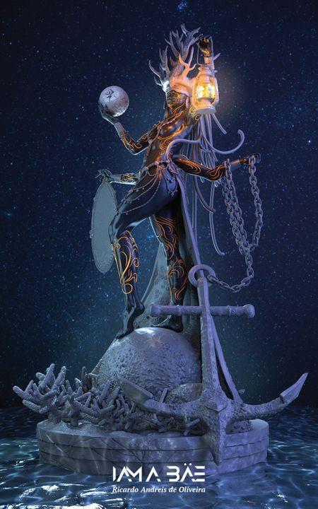 IAMMA BAE - The Queen of the Sea
