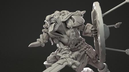 Goblin Miniature