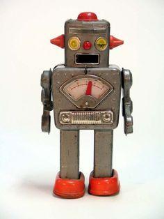 Old Robot Raphicoco
