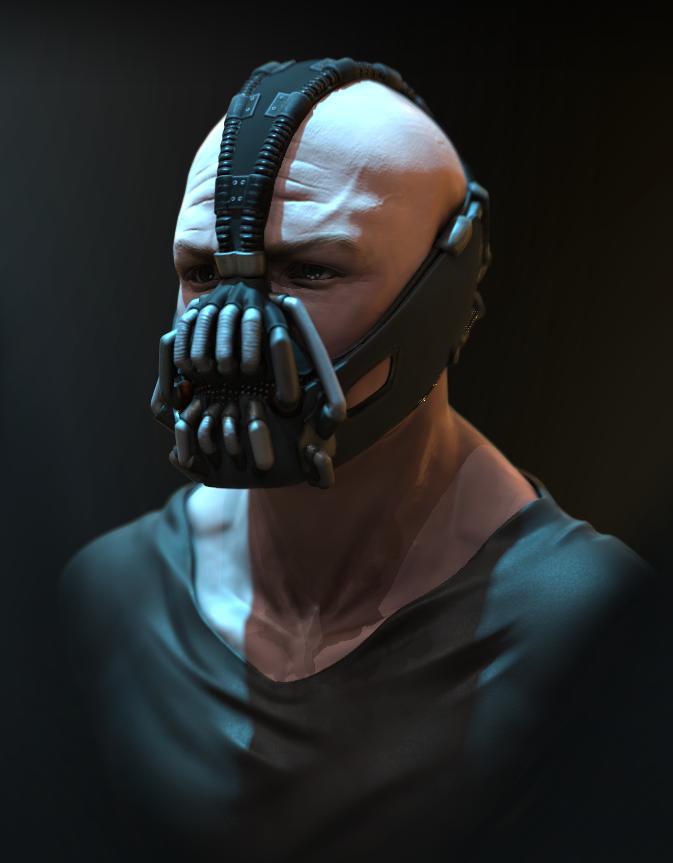 Bane's Bust