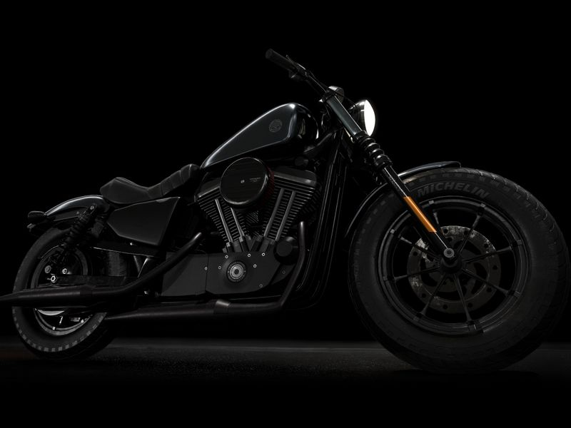 Harley Davidson Iron 833 - Fan-Art