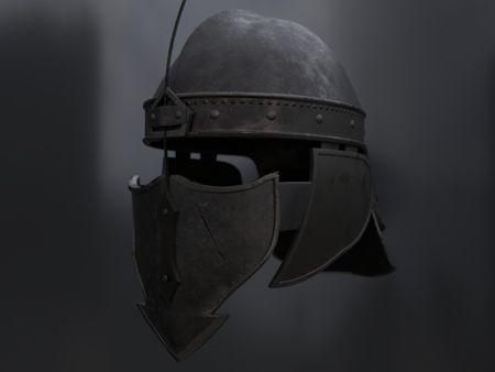 Unsullied Helmet