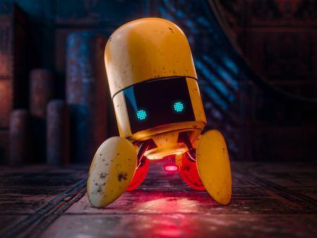 ArtBot - Robot Concept Art