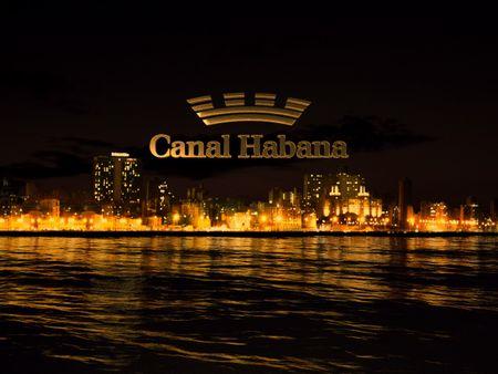Havana Night TV Channel Branding