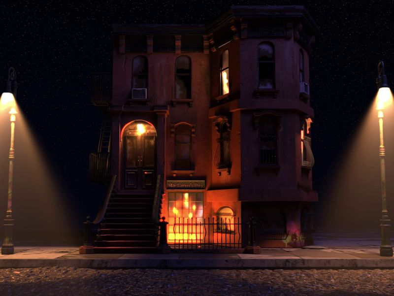 The Brownstone Thief