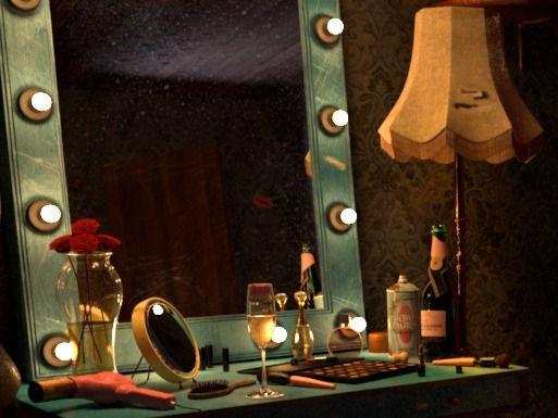 Burlesque Room