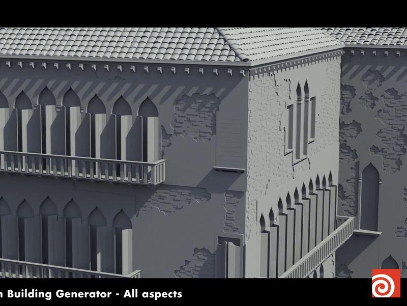 Houdini Artist / 3D Generalist Showreel