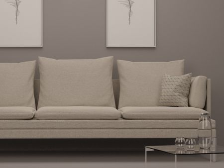 Photorealistic Couch