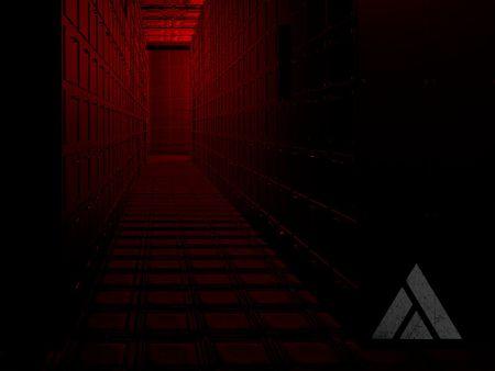 Arbitrium Part. IV - Interiors and Corridors