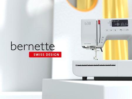 bernette sewing machine TVC
