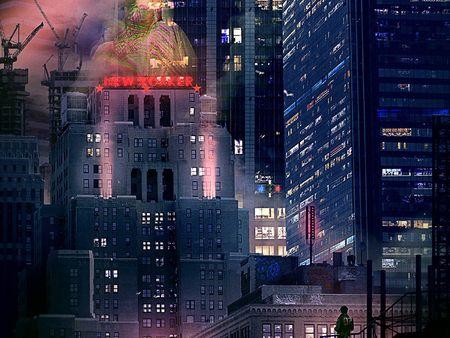 New York 2130 : New Yorker Hotel