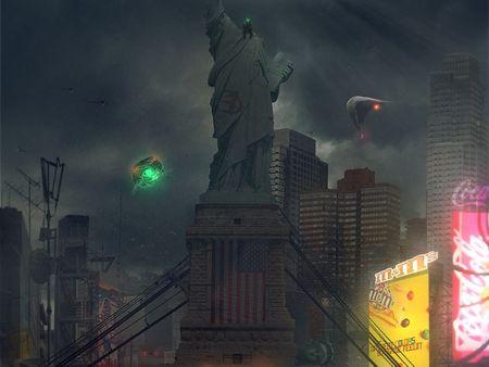 New york 2130 : Freedom ?