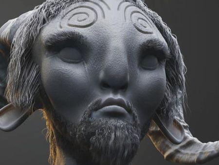 Faun - the satyr