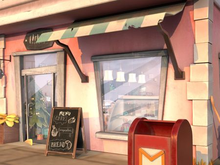 Lost in Autumn Bakery