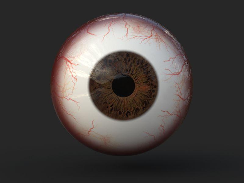 Weekly Drill - Human Eye