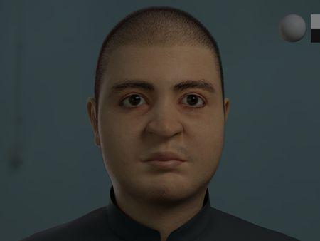 CG Self Portrait