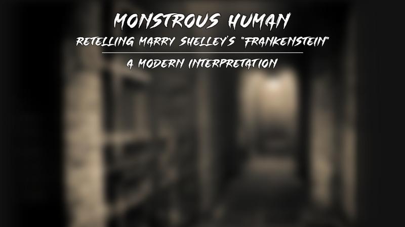 MONSTROUS HUMAN