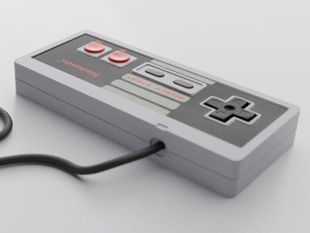 Nintendo Controller  - Game On!
