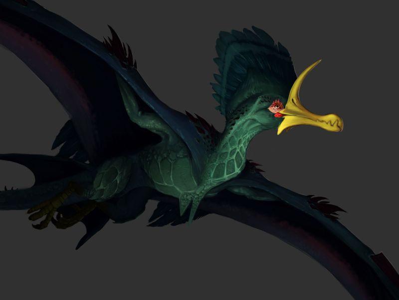 Susashu - Creature design