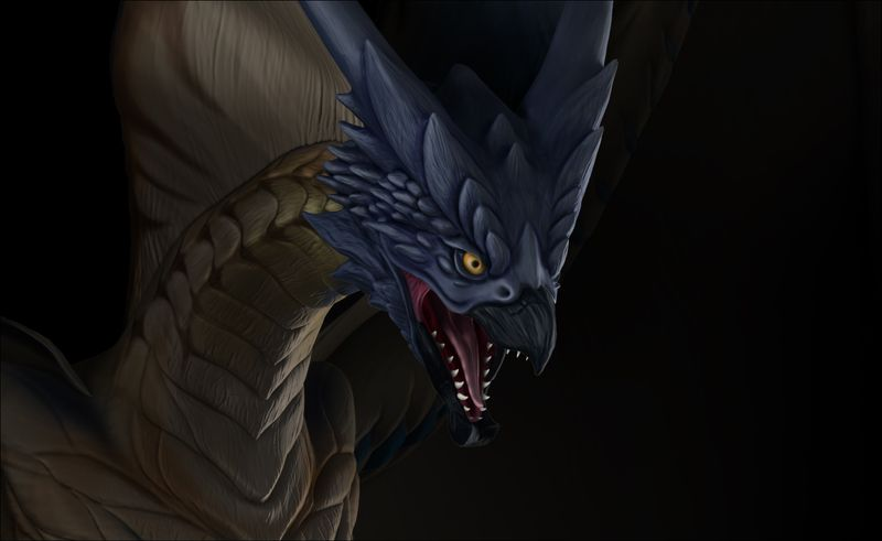 Legiana - Monster Hunter World