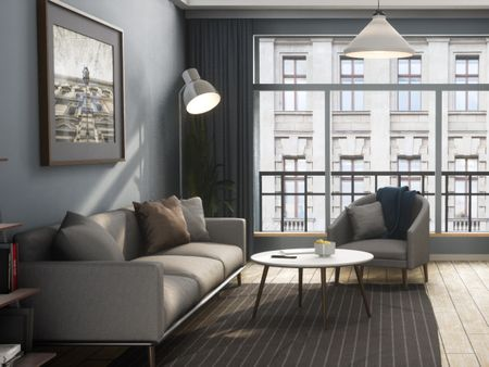 Archviz Living Room