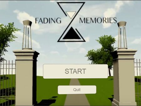 Fading Memories VR