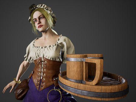 Sarah, The Tavern Keeper