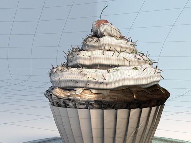 Apha Cupcake