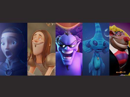 Junior 3d character artist portfolio