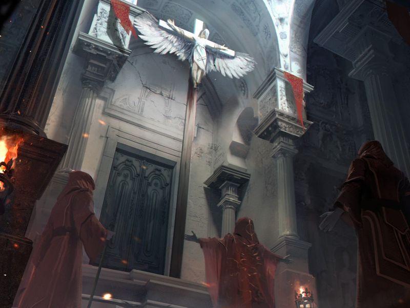 Cathedral - Dark Fantasy