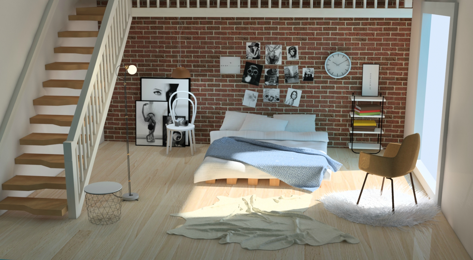 Animation and Interior design | The Rookies