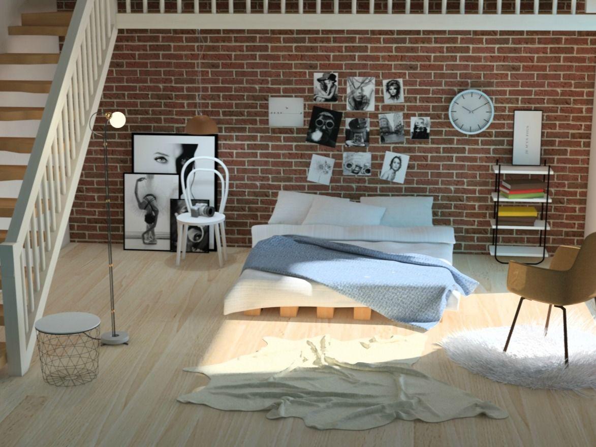 Animation and Interior design