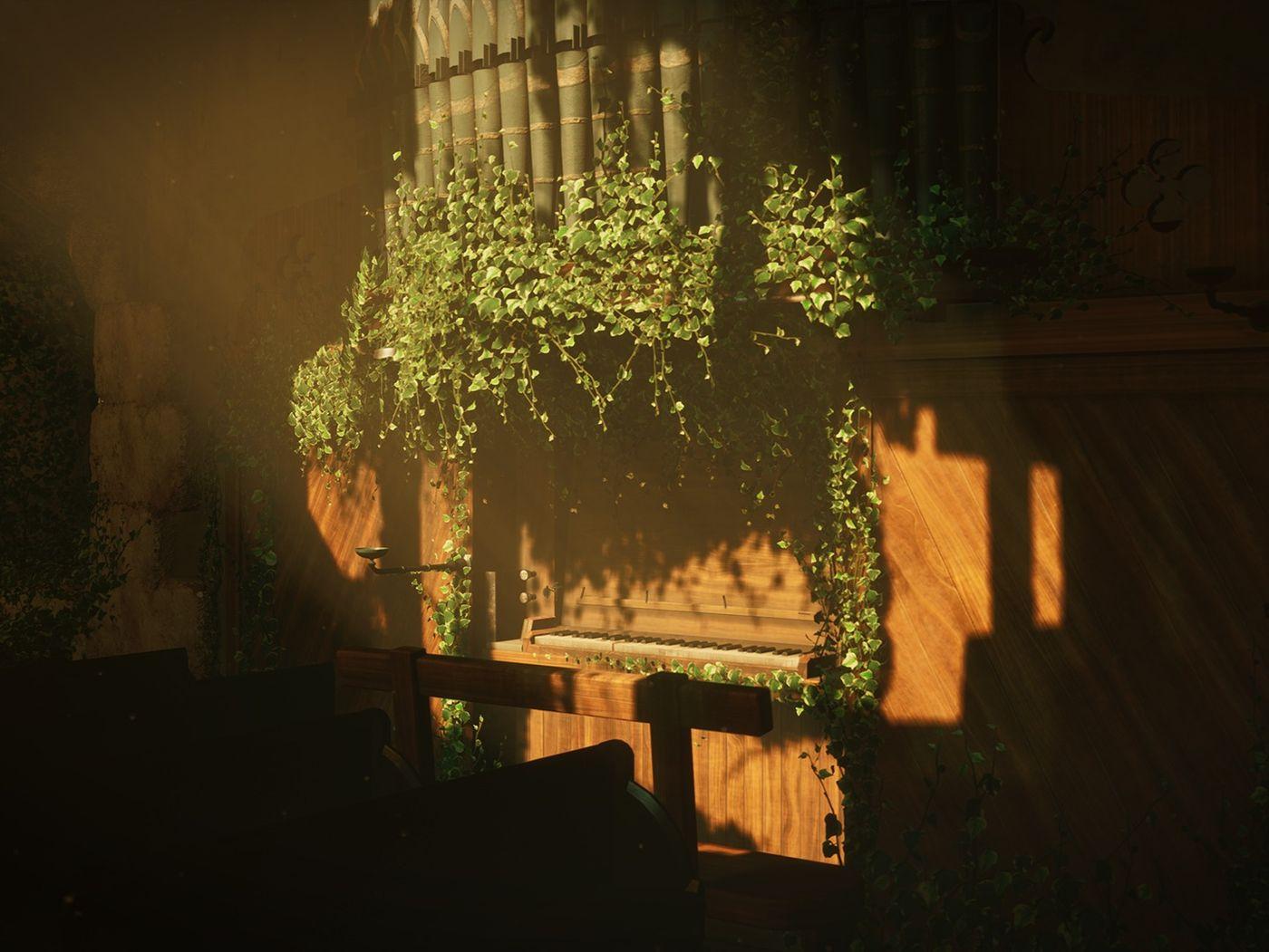 Robert Drysdale - Environment and Lighting Artist