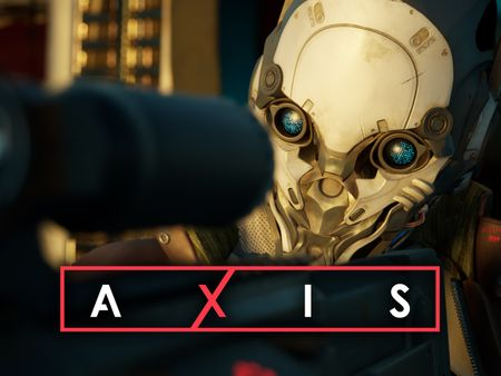 AXIS - Realtime Game Cinematic Trailer