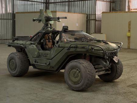 Halo M12 Warthog