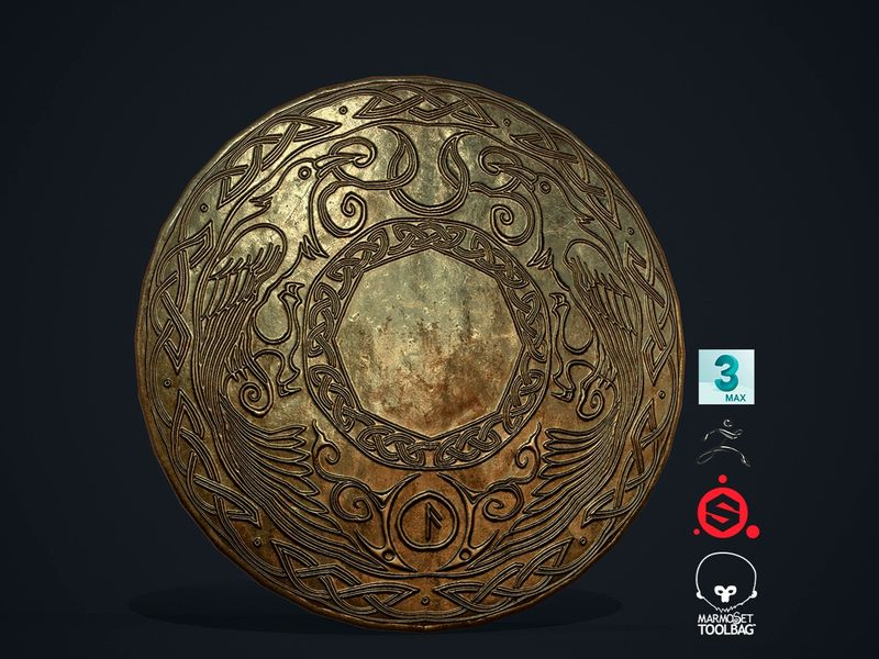 Medieval Pins Design
